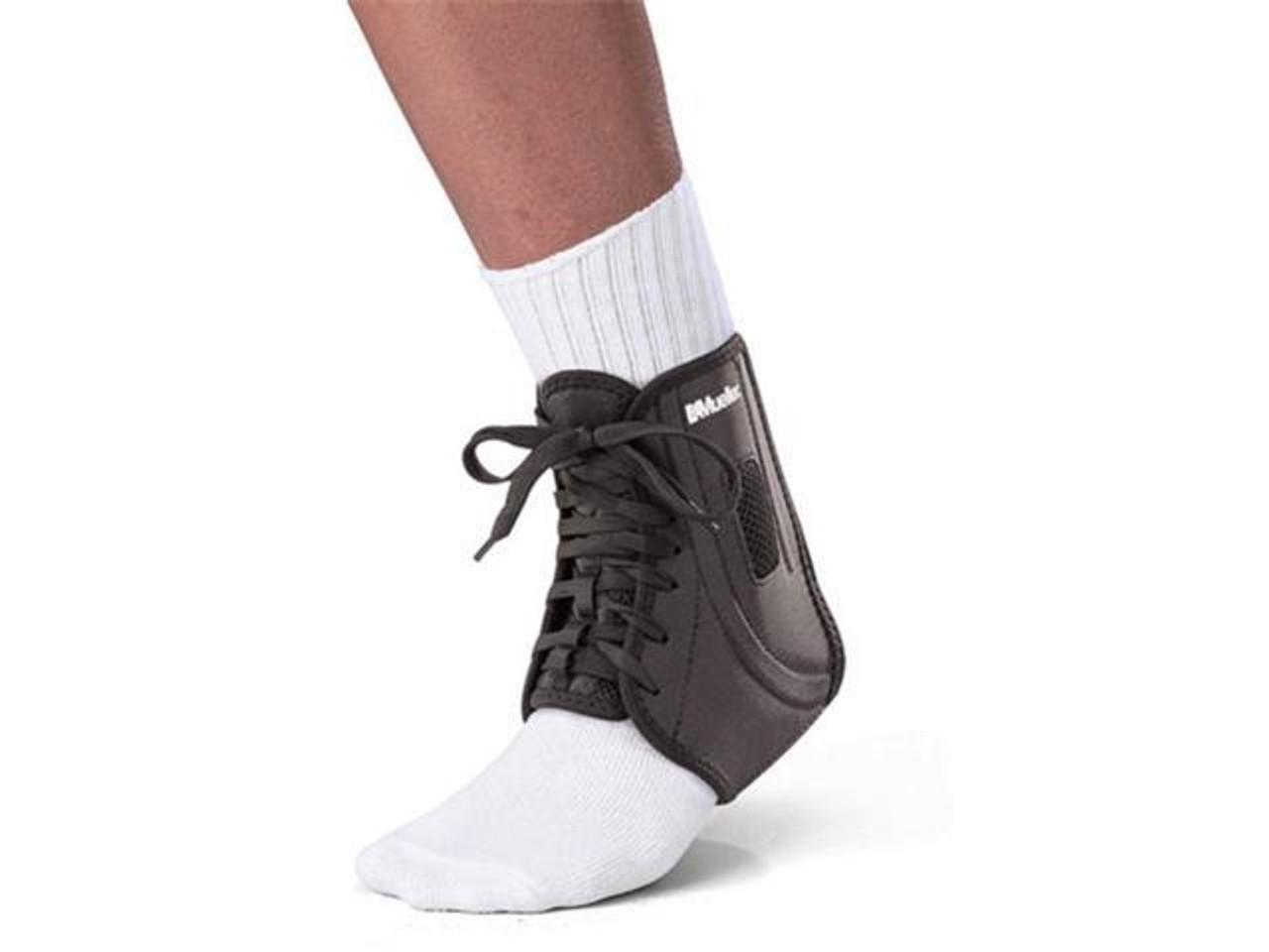 Pro Level ATF2 Ankle Brace - White