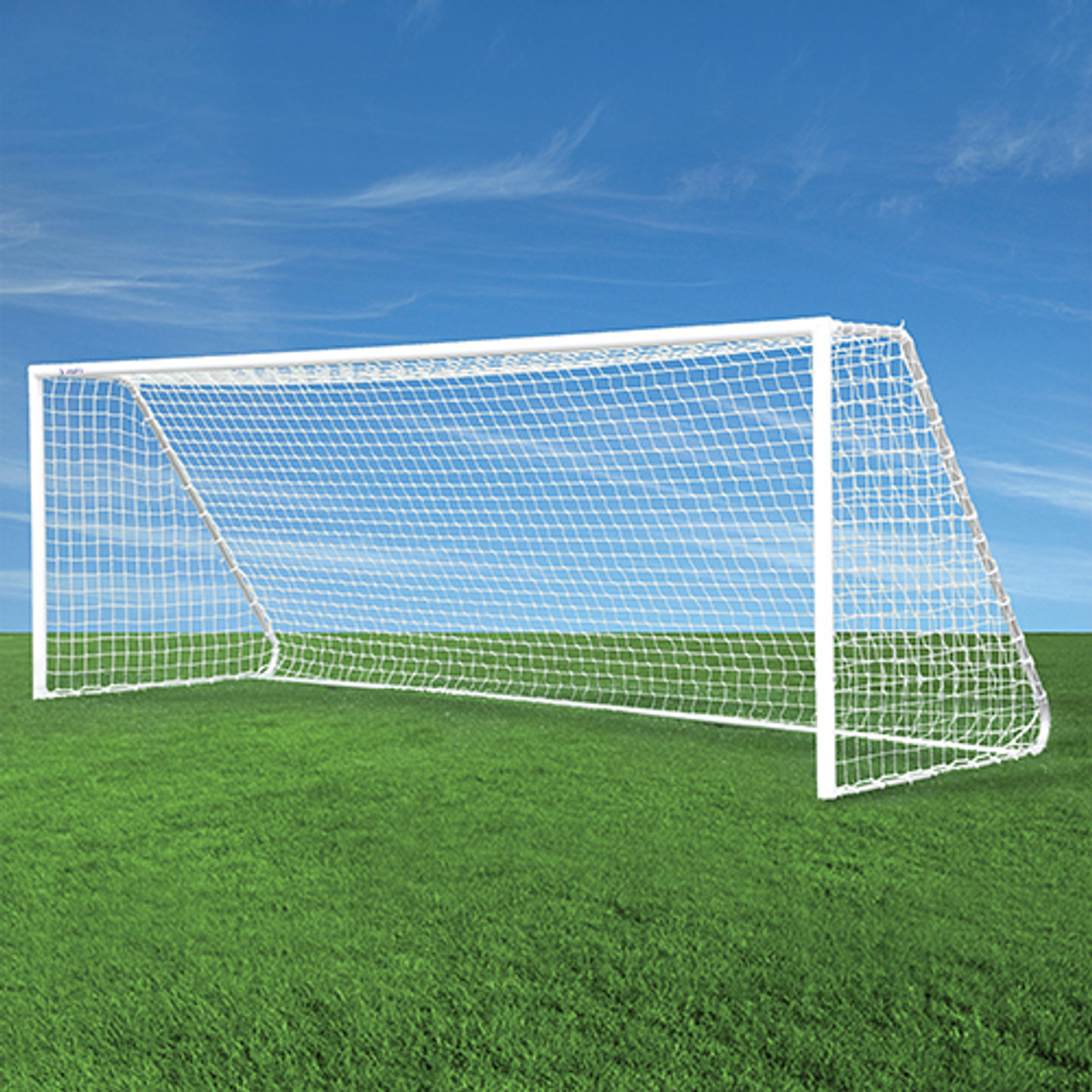JayPro 8x24 full size regulation soccer goals