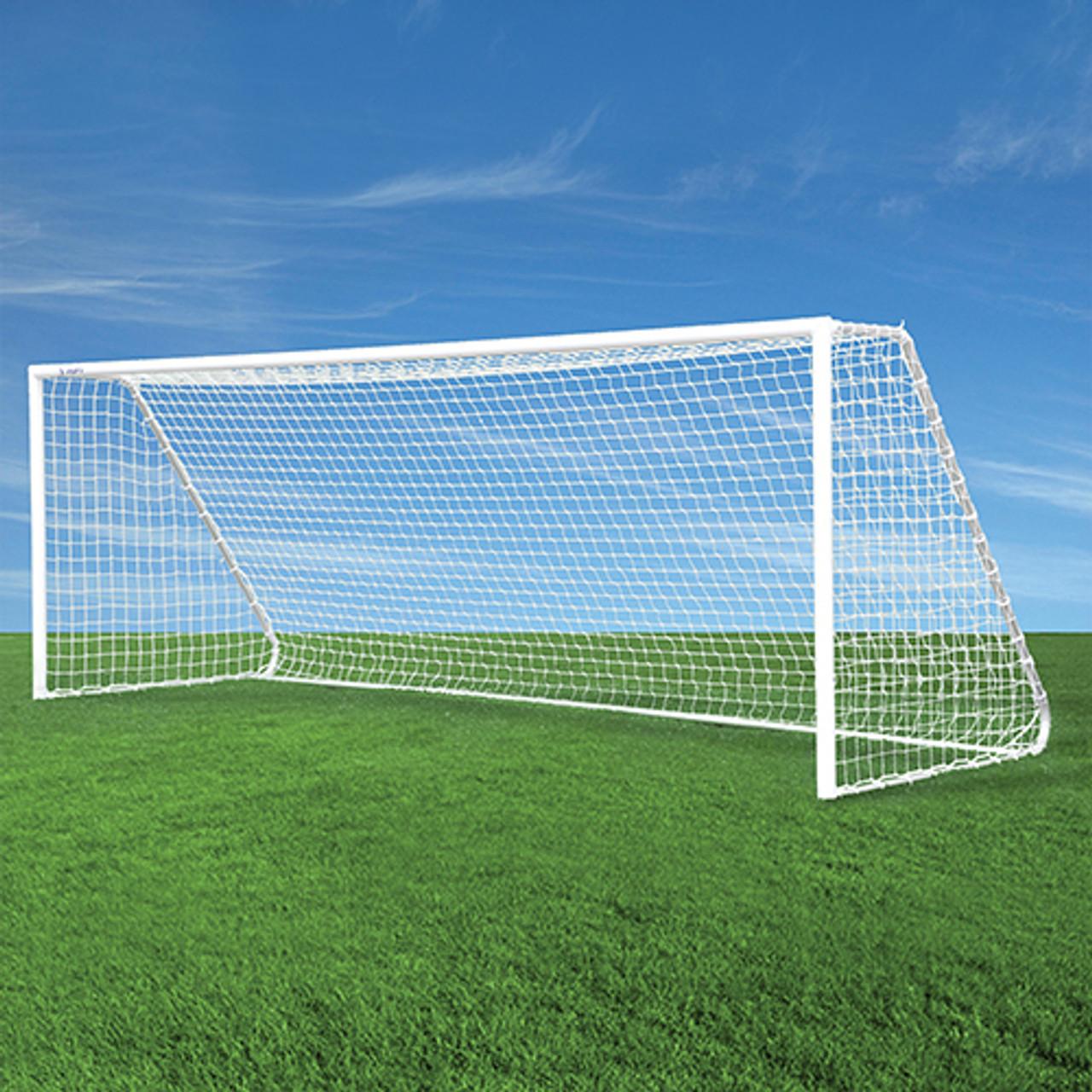 """JayPro 7x21 3"""" round soccer goals"""