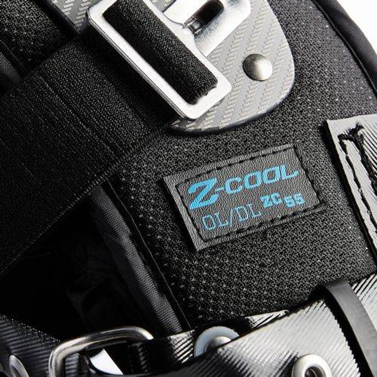 Gear Pro-Tec Adult Z-Cool OL/DLShoulder Pads-4