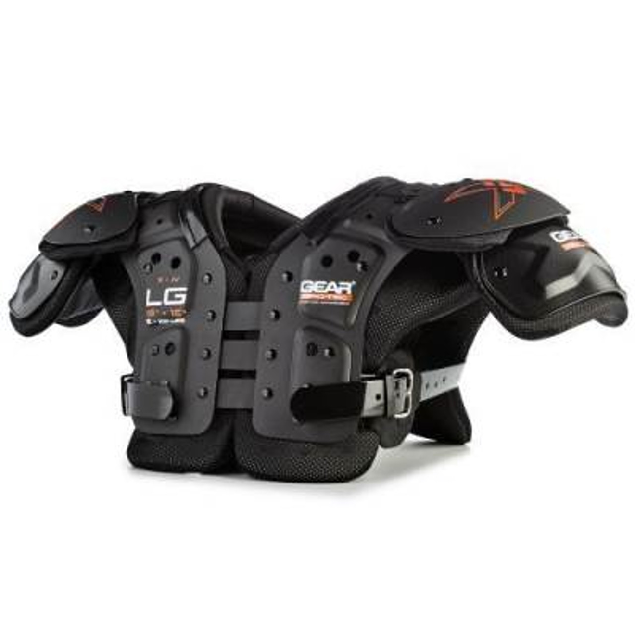 X3 youth shoulder pads
