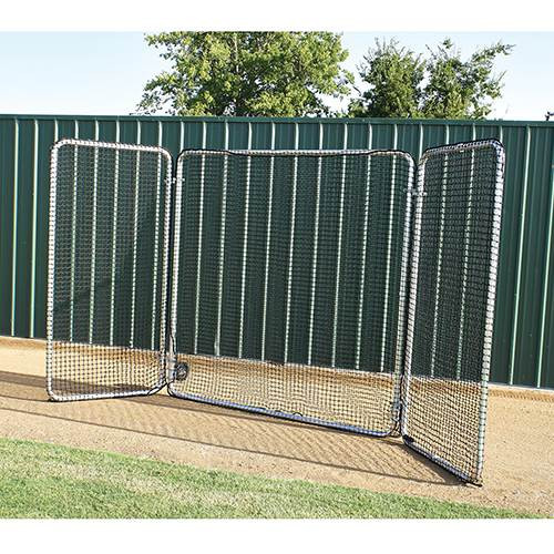 Baseball Protector Tri-Fold Screen 8' x 16'