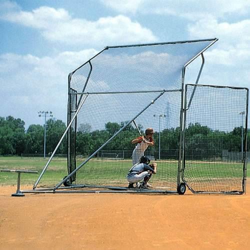 Sandlot Baseball Portable Backstop