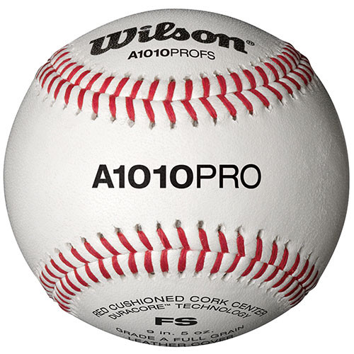 Wilson Baseball - Flat Seam (dozen)