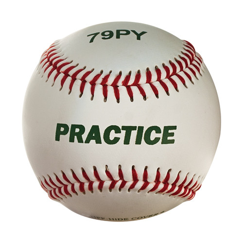 MacGregor #79PY Synthetic Practice Baseball