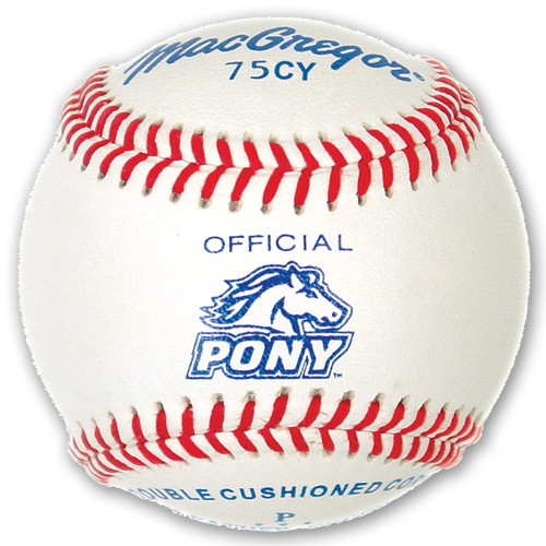 MacGregor #75CY Official Pony League