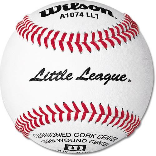 Wilson A1074BSST Baseball - B Grade Cover
