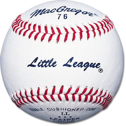 MacGregor #76C Little League Baseballs