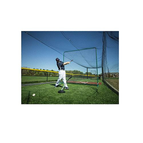The PVTee baseball batting tee