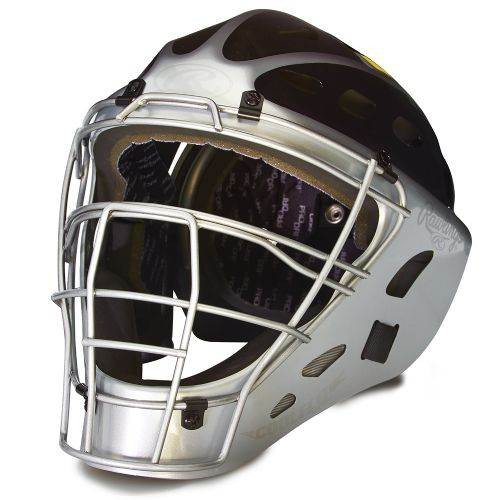 Varsity Two-Tone Catcher's Helmet