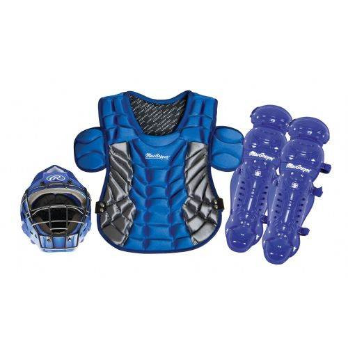MacGregor baseball Girl's Catcher's Gear Pack