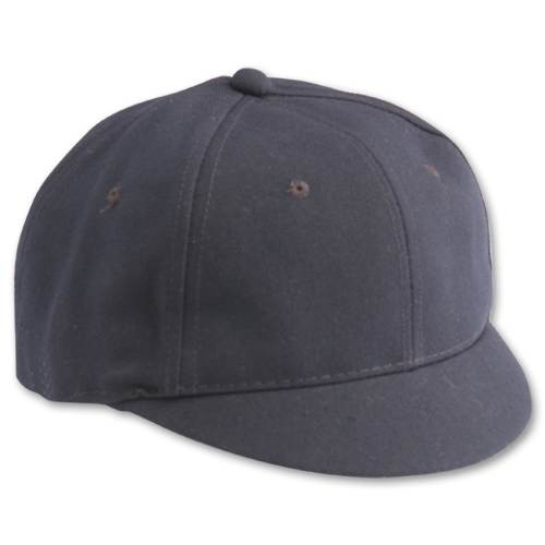 Baseball Umpire Short Bill Cap - Navy