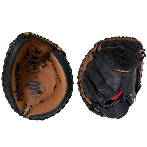MacGregor Jr Series Baseball Catchers Mitt - LHT