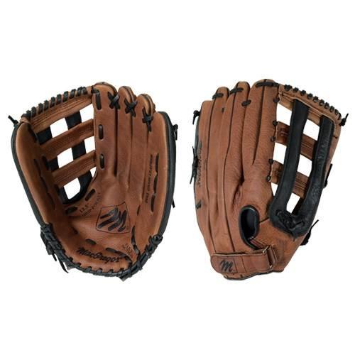 MacGregor Baseball 13-1/2'' Softball Glove - LHT