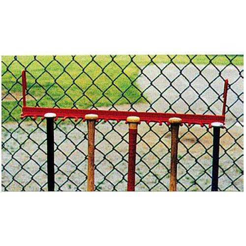 Fence Bat Rack