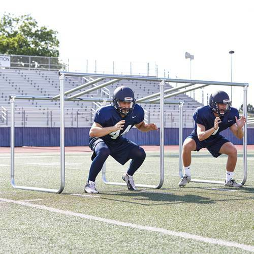 Pro-Down Collegiate Lineman Chute for football
