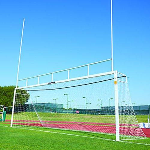 Combo Football/Soccer Goal Post w/Net