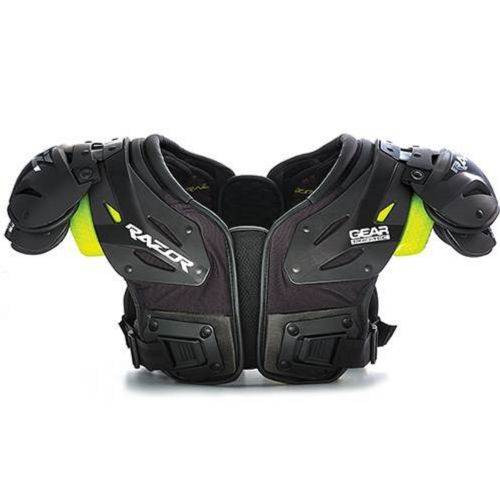 GEAR Pro-Tec RAZOR Football Shoulder Pads