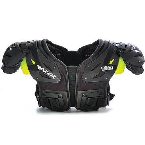 GEAR Pro-Tec RAZOR Football Shoulder Pads