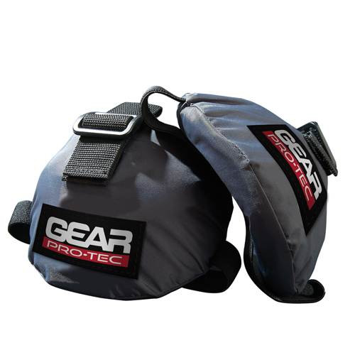 X2 Air Cap Football Pads - Pair