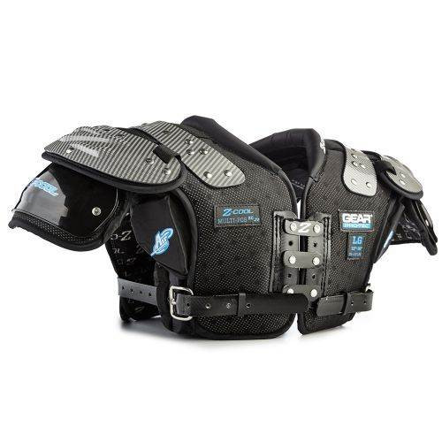GEAR Pro-Tec Youth Football Shoulder Pads-2