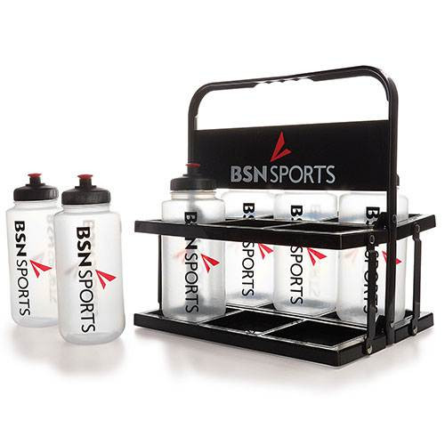 BSN SPORTS™ Foldable 6-Bottle (6 Qt.) Carrier
