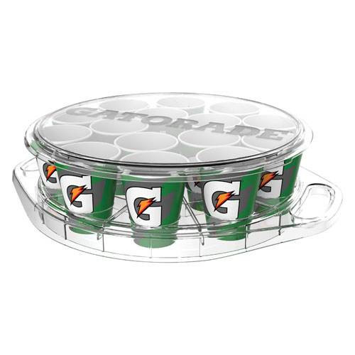 Gatorade Cup Carrier with Lid