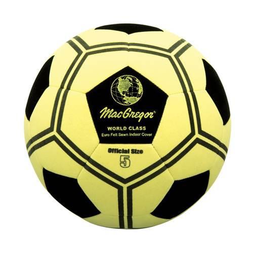MacGregor Eurofelt Indoor Soccer Ball