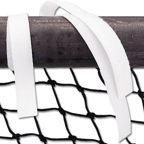 Alumagoal Hook-and-Loop Soccer Net Straps (24-Pack)