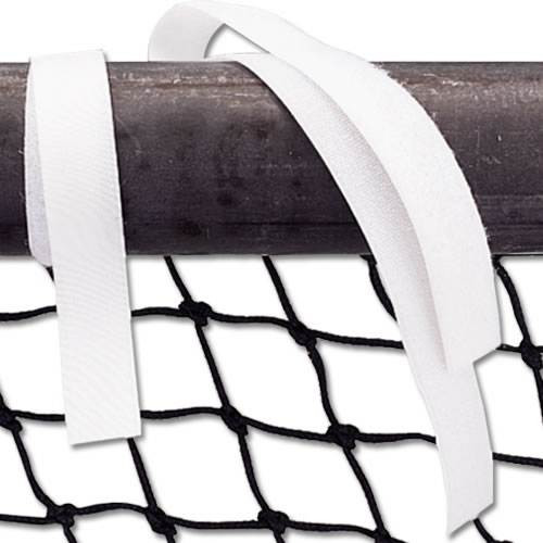 Soccer Goal Hook & Loop Net Straps - 11""