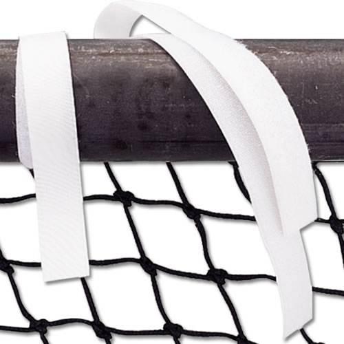 "Soccer Goal Hook & Loop Net Straps - 11"""