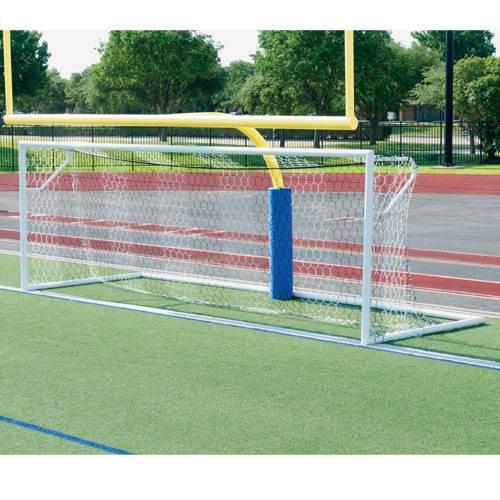 """Soccer Goals 4"""" Euro Stadium Alumagoal"""