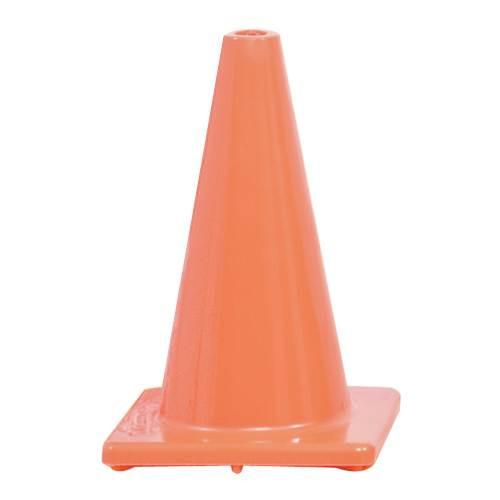 Orange Game Cone