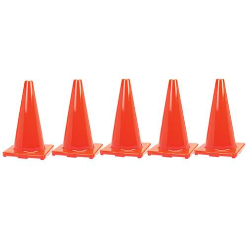 "36"" Orange Game Cones"
