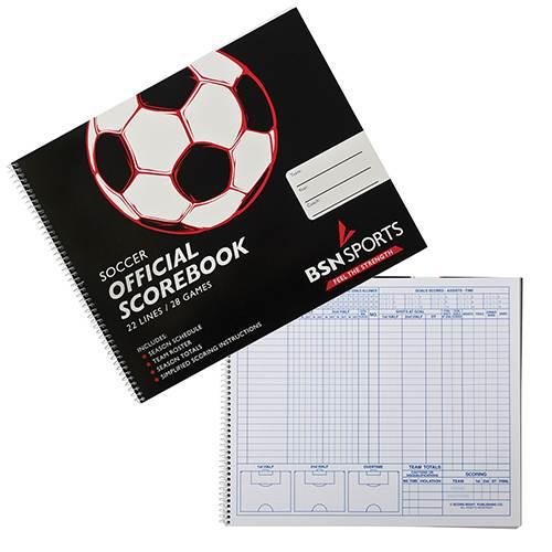 Soccer Scorebook