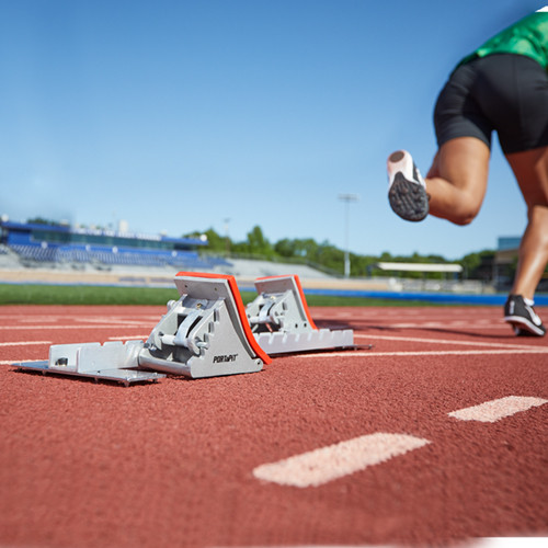 Track Elite II Starting Block