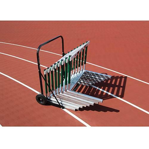 2-Wheel Hurdle Cart