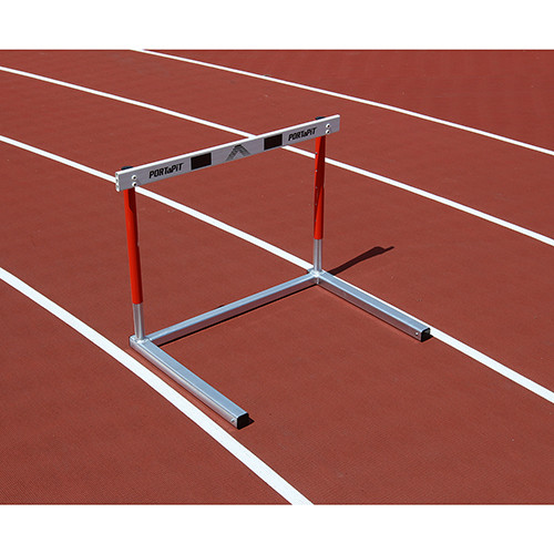 Advantage L-Shaped Hurdle for track