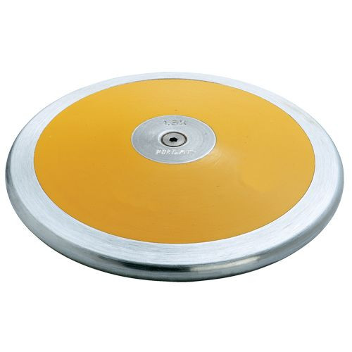 Gold Lo-Spin Discus 1.6K track and field