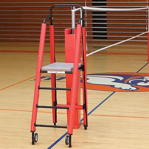 "Sluminum 3"" volleyball system"