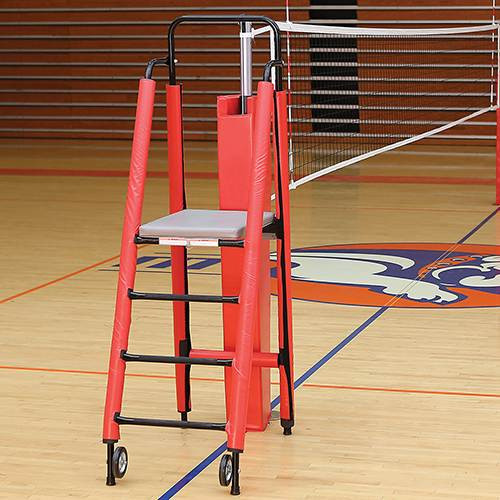 "Aluminum 3"" volleyball system"