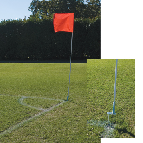 Flexible Soccer Corner Flags (set of four)