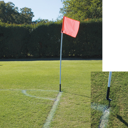 Segmented Soccer Corner Flags (set of four)