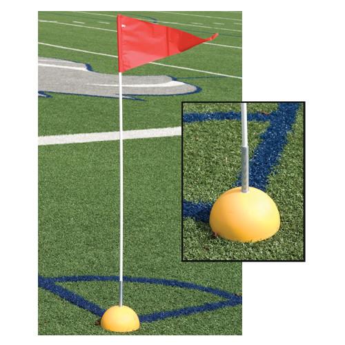 Indoor / Outdoor Soccer Corner Flags (set of four)