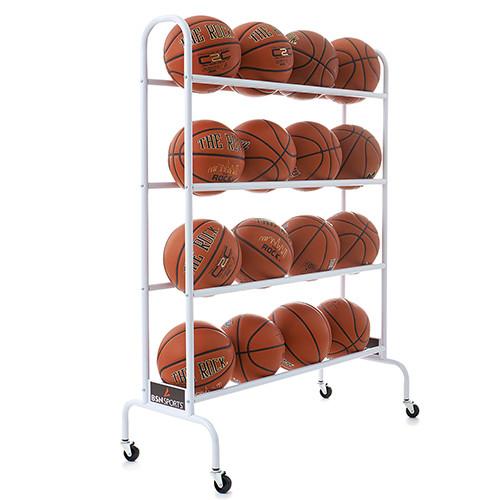 Wide Body ball cart 16