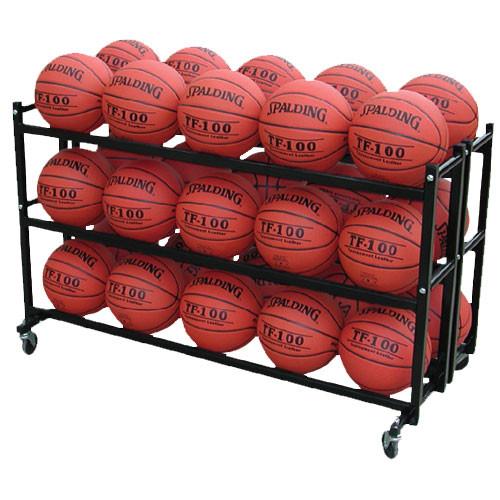 Double Monster Basketball Ball Cart