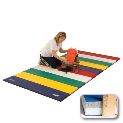 GSC Cross-Linked Foam Rainbow Mat
