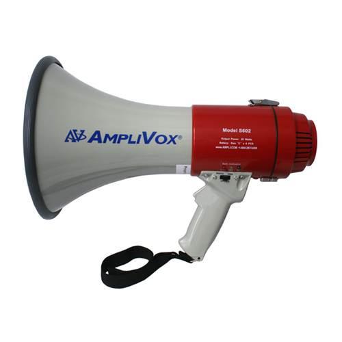 Amplivox Rechar Batt for 20W Megaphone