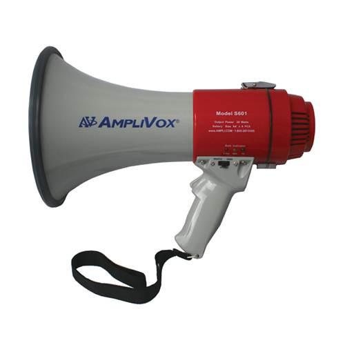 Amplivox Mity-Meg 25W Megaphone