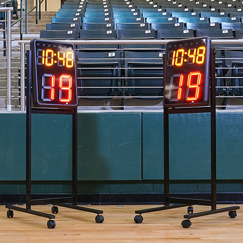 Wireless Shotclocks & Controller1